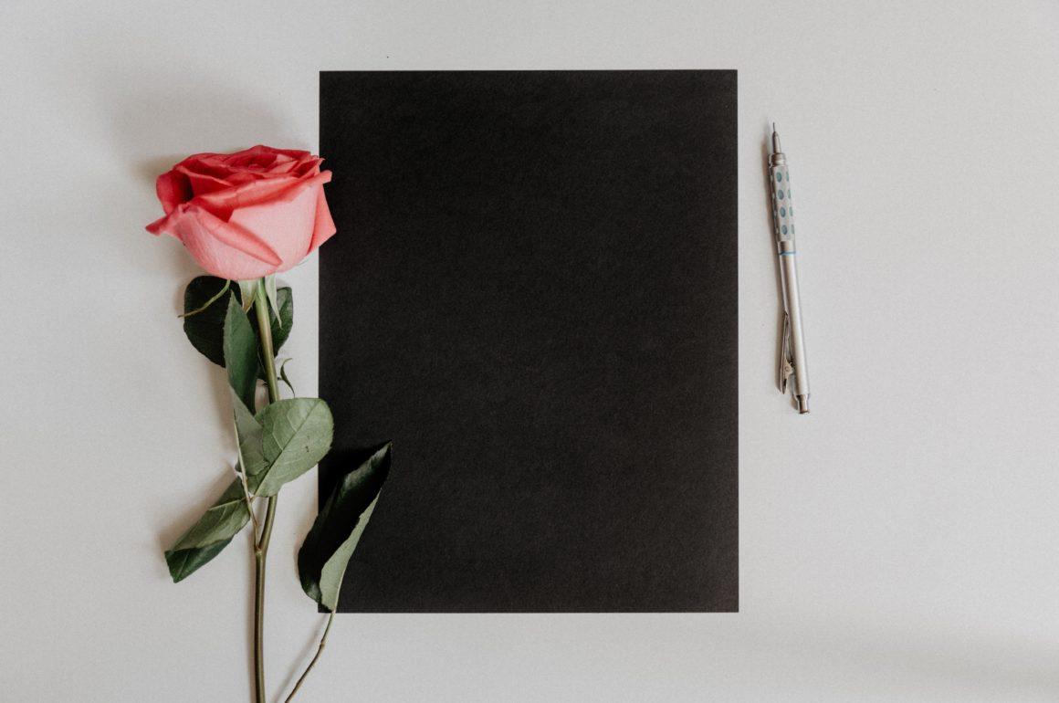 Flores negras - Julio Flórez
