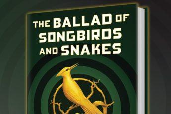 El nuevo libro de Juegos del hambre The Ballad of Songbirds and Snakes
